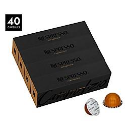 Nespresso® VertuoLine 40-Count Caramelizio Capsules