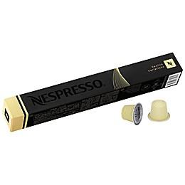 Nespresso® OriginalLine 50-Count Vanilio Espresso Capsules