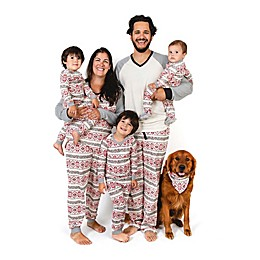Burt's Bees Baby® Aspen Cabin Organic Cotton Family Pajama Collection