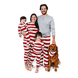 Burt's Bees Baby® Rugby Stripe Organic Cotton Family Pajama Collection