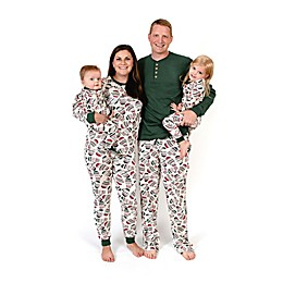 Burt's Bees Baby® Merry Mittens Organic Cotton Family Pajama Collection