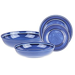 Glaze Melamine Dinnerware Collection