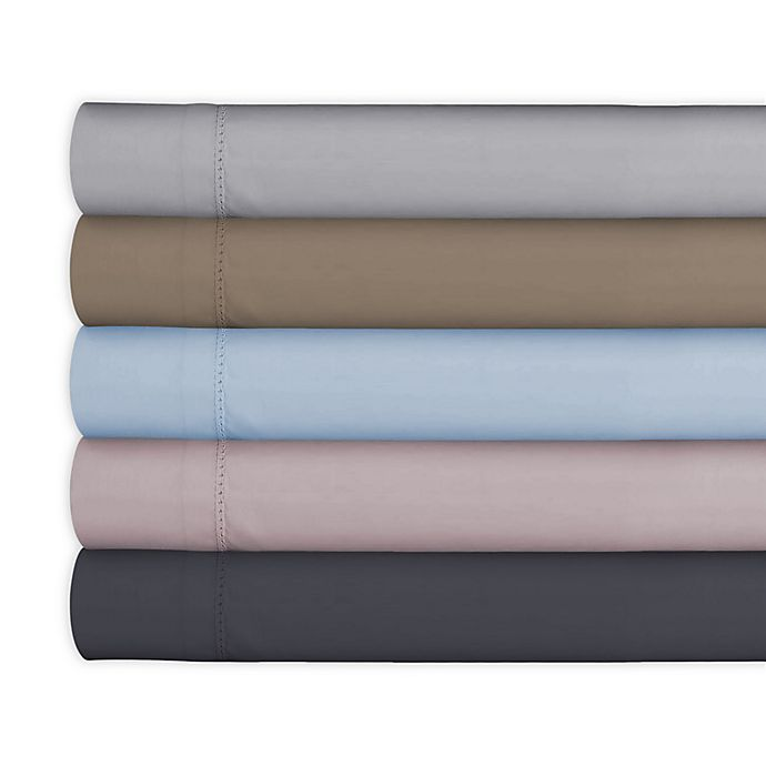Tribeca Living 800 Thread Count Deep Pocket Queen Sheet Set | Bed