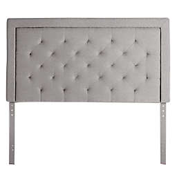 Dream Collection™ by LUCID® Diamond-Tufted Upholstered Headboard