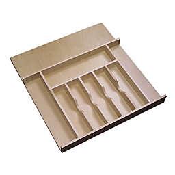 Rev-A-Shelf Cabinet Drawer Wood Cutlery Drawer Insert