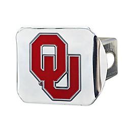 University of Oklahoma Emblem Hitch Cover