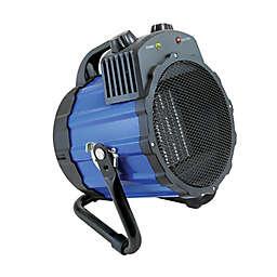 Comfort Zone® PowerGear Utility Heater in Blue/Black