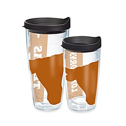 Tervis® Colossal Wrap University of Texas Longhorns Tumbler with Black Lid