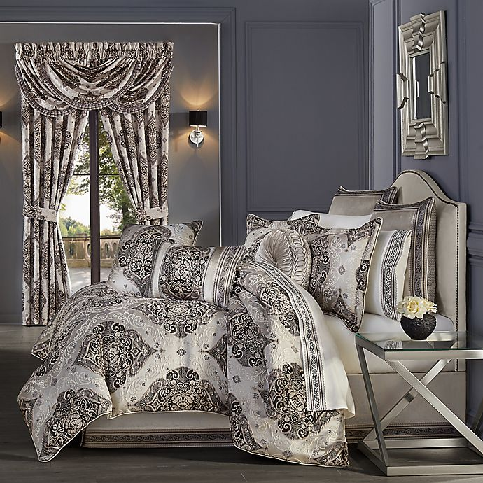 J Queen New York Vera Bedding Collection Bed Bath And Beyond Canada