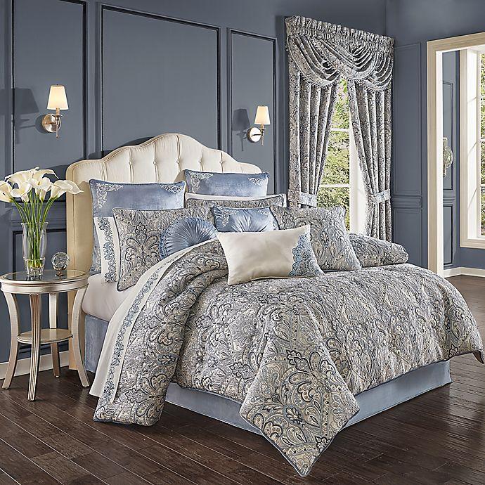 Alternate image 1 for J. Queen New York™ Alexis 4-Piece Comforter Set