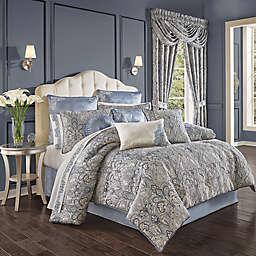 J. Queen New York™ Alexis 4-Piece King Comforter Set in Powder Blue