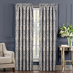 J. Queen New York™ Alexis 84-Inch Rod Pocket Window Curtain Panel Pair