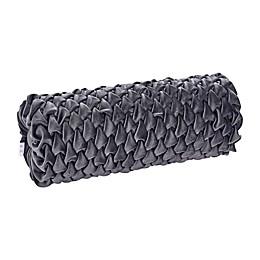 J. Queen New York™ Tribeca Neckroll Throw Pillow in Charcoal