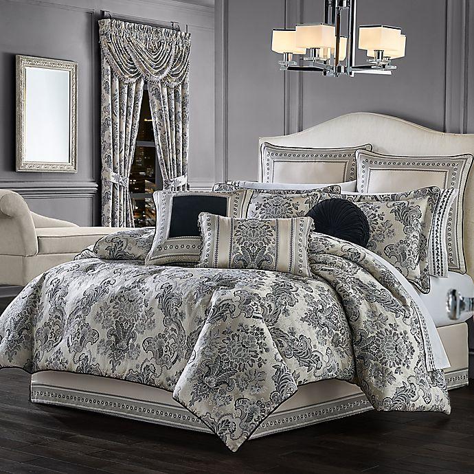 Alternate image 1 for J. Queen New York™ Annette 4-Piece Comforter Set