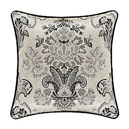 J. Queen New York™ Annette Square Throw Pillow in Black