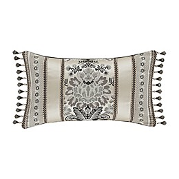 J. Queen New York™ Annette Boudior Throw Pillow in Black