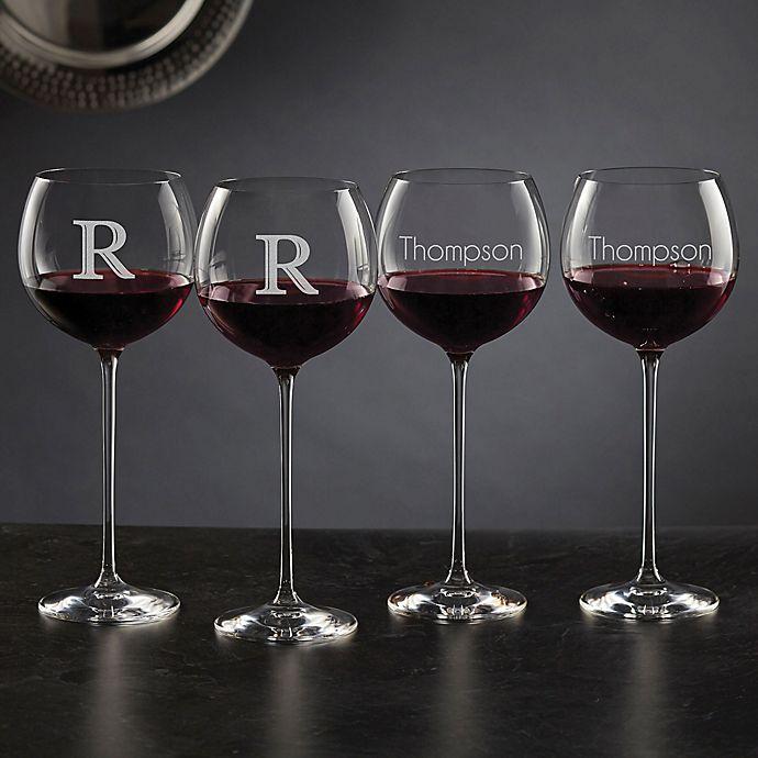 Alternate image 1 for Olivia & Oliver™ Madison 23 oz. Red Wine Glass Collection