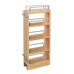 Rev-A-Shelf - 448-WC-5C - Pull-Out Wood Wall Cabinet Organizer