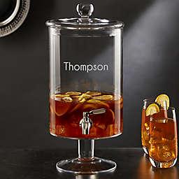 Olivia & Oliver™ Madison 2-Gallon Personalized Beverage Dispenser