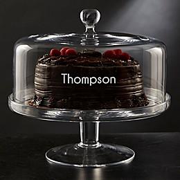 Olivia & Oliver™ Madison Personalized Cake Dome