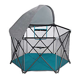 Evenflo® Play-Away Portable Playard in Cedar Grove