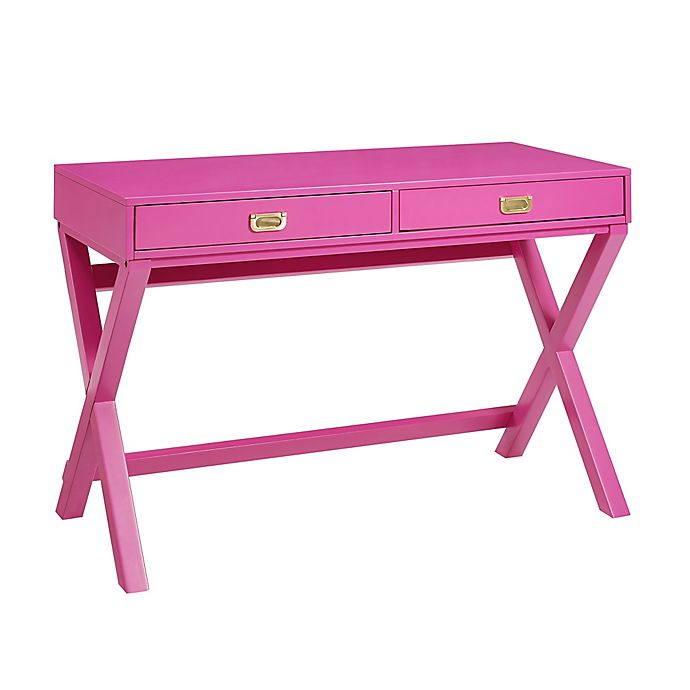 Alternate image 1 for Linon Home Paige Writing Desk