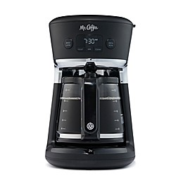 Mr. Coffee® 12-Cup Deluxe Easy Measure Coffee Maker in Black