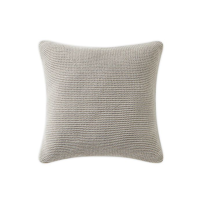 Alternate image 1 for Highline Bedding Co. Orion Square Throw Pillow in Natural