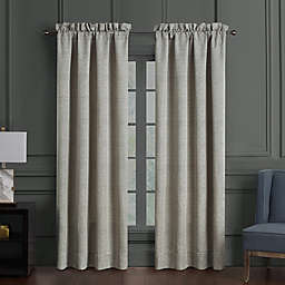 Waterford® Danehill 2-Pack 84-Inch Rod Pocket Window Curtain Panels in Blue