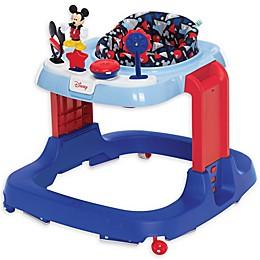 Safety 1st® Disney Baby® Mickey Mouse Ready, Set, Walk! DX Developmental Walker in Red/Blue