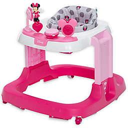 Safety 1st® Disney Baby® Minnie Mouse Ready, Set, Walk! DX Developmental Walker in Pink/Grey
