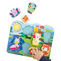 SKIP* HOP® 8-Piece ZOO® Park Pals Puzzle