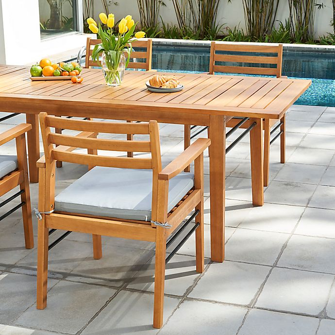 Alternate image 1 for Vifah Gloucester Patio Furniture Collection