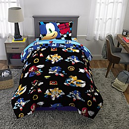 Sonic the Hedgehog Bed in a Bag