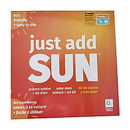 Just Add Sun Science Kit