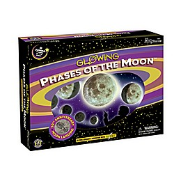 Glowing Phases of the Moon Science Kit