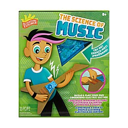 Scientific Explorer The Science of Music Kit