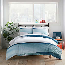 City Scene® Aquarelle 3-Piece Reversible Comforter Set