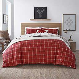 Eddie Bauer® Corbett Plaid 3-Piece Reversible Comforter Set