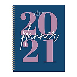 TF Publishing Big Blue Year July 2020 to June 2021 Weekly/Monthly Planner