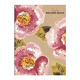 TF Publishing Floral Kraft Teacher Record Grade Book