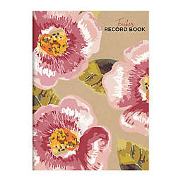 TF Publishing Floral Kraft Teacher Record Grade Book