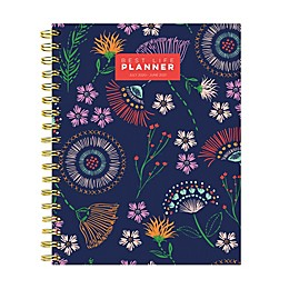 TF Publishing Floral July 2020 to June 2021 12-Month Luxe Planner and Sticker Bundle
