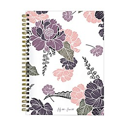 TF Publishing Flowers July 2020 to June 2021 Weekly/Monthly Planner