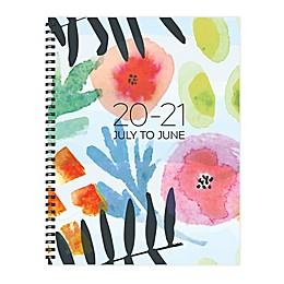 TF Publishing Blossoms July 2020 to June 2021 Large Weekly/Monthly Planner