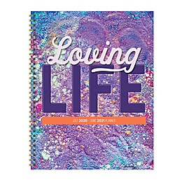 TF Publishing Loving Life July 2020 to June 2021 Weekly/Monthly Planner