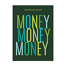TF Publishing Money Budget Tracker/Monthly Planner