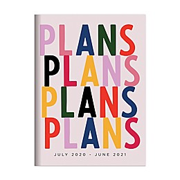 TF Publishing July 2020 to June 2021 Plans 12-Month Planner
