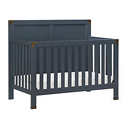 Baby Relax Miles 5-in-1 Convertible Crib in Blue