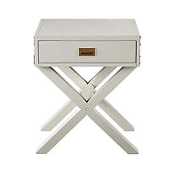 Baby Relax Miles Nightstand in Grey